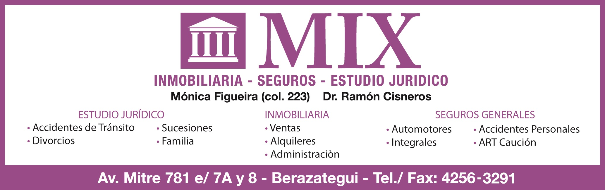 Mix propiedades gu a todo berazategui for Guia inmobiliaria
