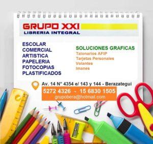 Libreria Grupo XXI,