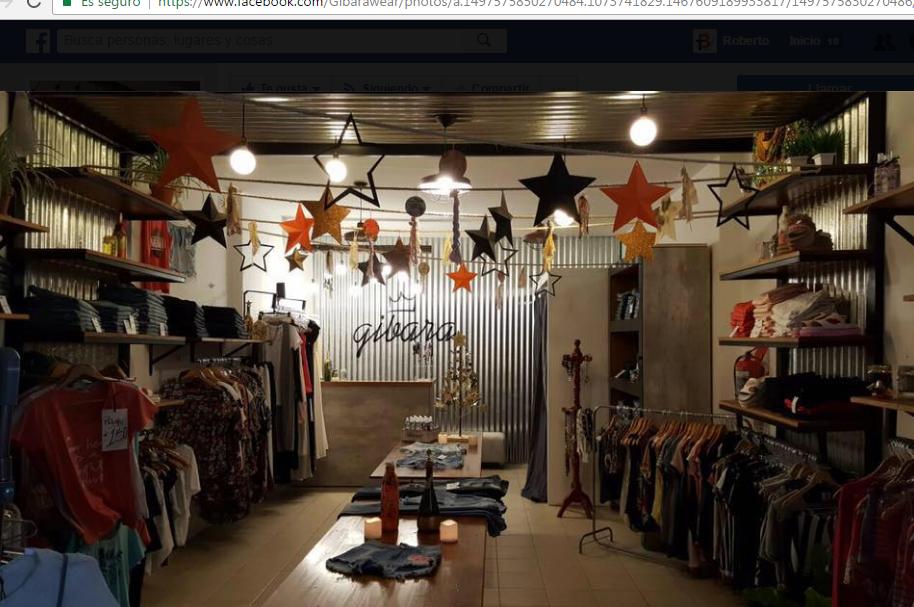 Gibara, boutique