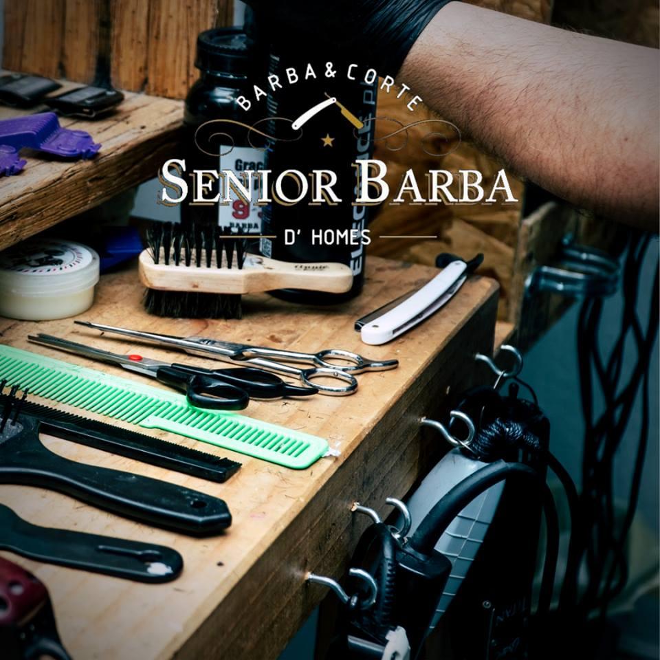 Senior barba