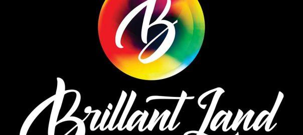 Brillant Land Logo